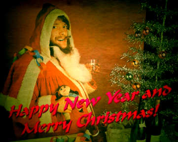 Ian Anderson: Happy New Year & Merry Christmas!